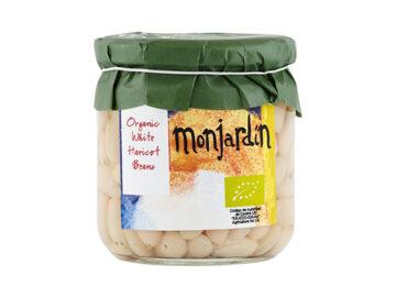 Monjardin White Haricot Beans Organic