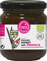 Toca Raw Honey & Propolis Organic