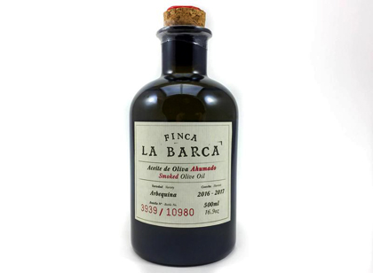 La Barca Smoked Olive Oil