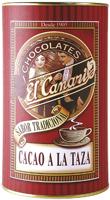 El Canario Cacao A La Taza Traditional Spanish Thick Hot Chocolate