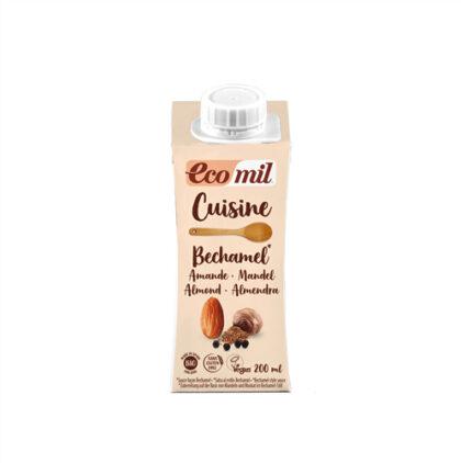 Ecomil Cuisine Almond Cream Alternative Organic