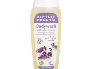 Bentley Organic Lavender Aloe & Jojoba Bodywash
