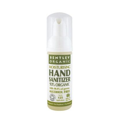 Bentley Organic Anti-Bacterial Mositurising Hand Sanitiser
