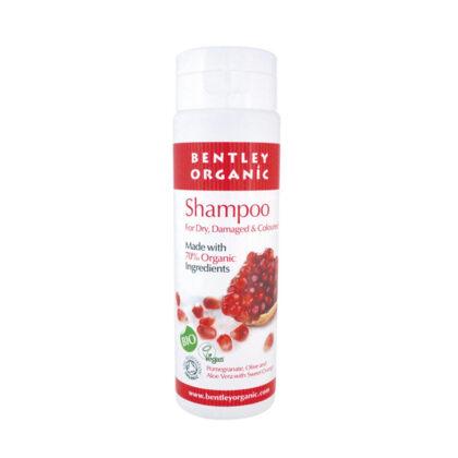 Bentley Organic Pomegranate Olive & Aloe Vera Shampoo
