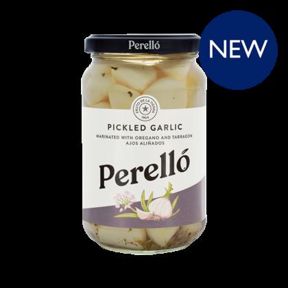 Perello Pickled Garlic Cloves
