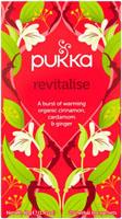 Pukka Revitalise Tea Organic