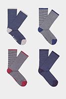 Bam Stripey Luxury Bamboo Socks UK 4 – 7 Wembury