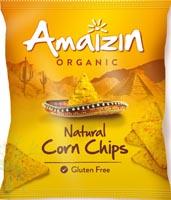 Amaizin Corn Chips Organic 75g