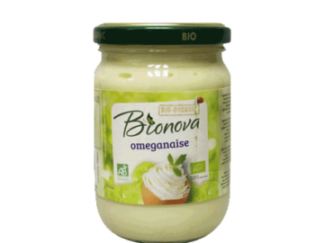 BioNova Mayonnaise Bio-Organic
