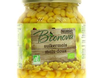 BioNova Sweetcorn Organic