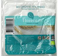 Florentin White Pitta Bread Organic
