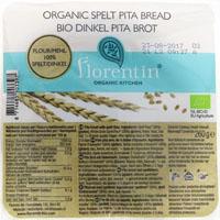 Florentin Spelt Pita Bread Organic