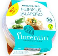 Florentin Jalapeno Hummus Organic