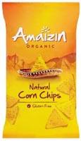 Amaizin Natural Corn Chips 250g