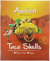 Amaizin Taco Shells Organic