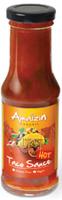 Amaizin Taco Sauce Hot Organic