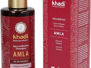 Khadi Amla Ayurvedic Shampoo