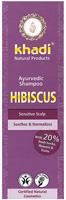 Khadi Hibiscus Ayurvedic Shampoo