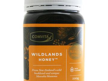 Comvita Wildlands Honey Organic