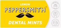 Peppersmith Lemon Dental Mints