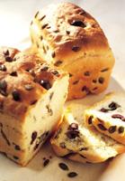 Authentic Bread Co. Olive Bread Organic 400g