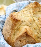 Authentic Bread Co. White Soda Bread Organic 800g