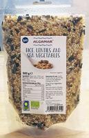 Algamar Rice, Lentils & Sea Vegetables Organic