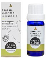 Aqua Oleum Lavender Essential Oil Organic