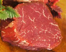 Beef Fillet Steak Organic – 225g approx