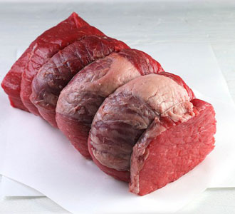 Beef Topside Joint of Beef (Boned & Rolled) Organic
