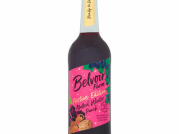 Belvoir Festive Edition Mulled Winter Punch (Non-Alcoholic)
