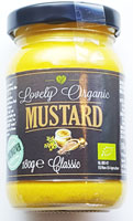 Bionova Lovely Classic Fine Mustard Organic