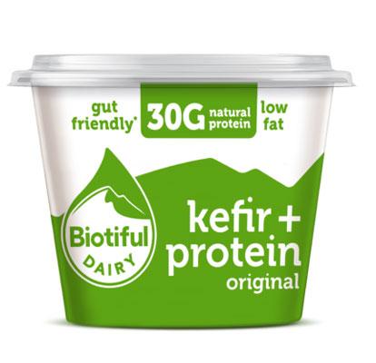 Bio-Tiful Dairy Gut-Friendly Kefir & Protein Quark