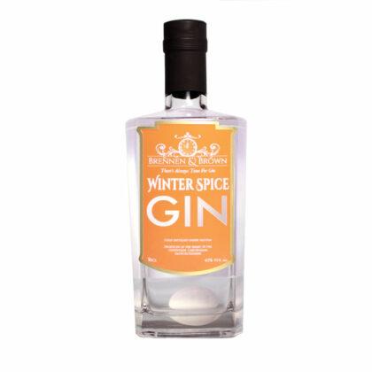 Brennen & Brown Winter Spice Gin