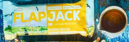 Brynmor Golden Syrup Flapjack