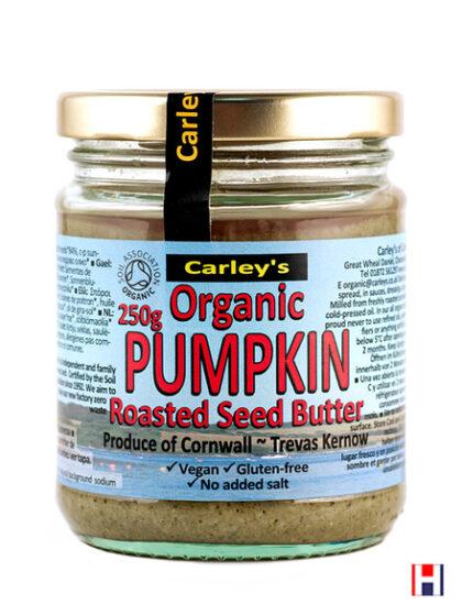 Carley's Roasted Pumpkin Seed Butter Organic