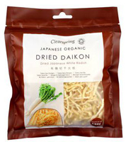 Clearspring Dried Daikon Organic