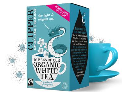 Clipper White Tea Organic
