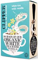 Clipper White Tea with Vanilla Organic