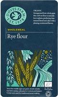 Doves Farm Wholegrain Rye Flour Organic 1kg