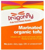 Dragonfly Marinated Tofu Organic