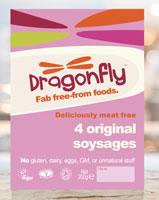 Dragonfly Original Organic Soysage