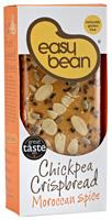 Easy Bean Moroccan Spice Chickpea Crispbread