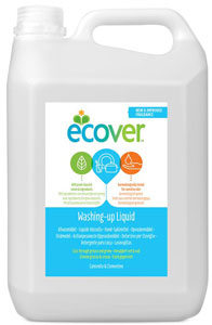 Ecover Chamomile & Clementine Washing-Up Liquid 5 Litre