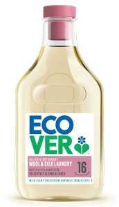 Ecover Delicate Wool & Silk Laundry Liquid 750ml