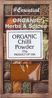Essential Chilli Powder Organic