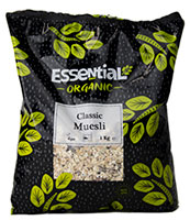 Essential Classic Muesli Organic 1kg