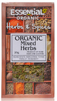 Essential Mixed Herbs Organic