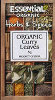 Essential Curry Leaves Organic
