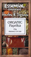 Essential Paprika Organic